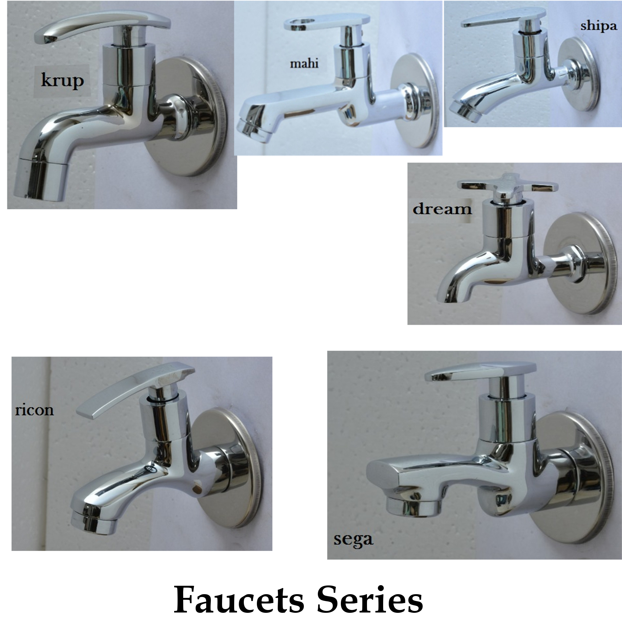 Bathroom Faucets Series